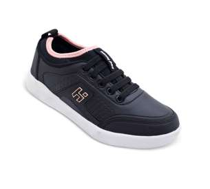 ESTHER 02 BLACK/PEACH