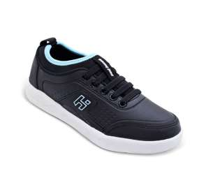 ESTHER 02 BLACK/S.BLUE