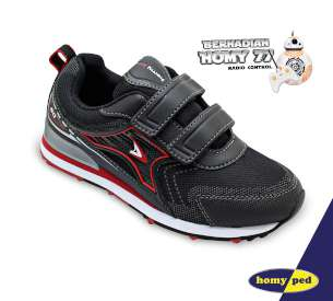 BOLT 02 BLACK/RED