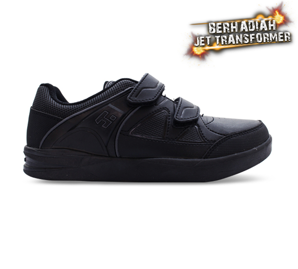 EFRAIM 01 SUPER BLACK/BLACK