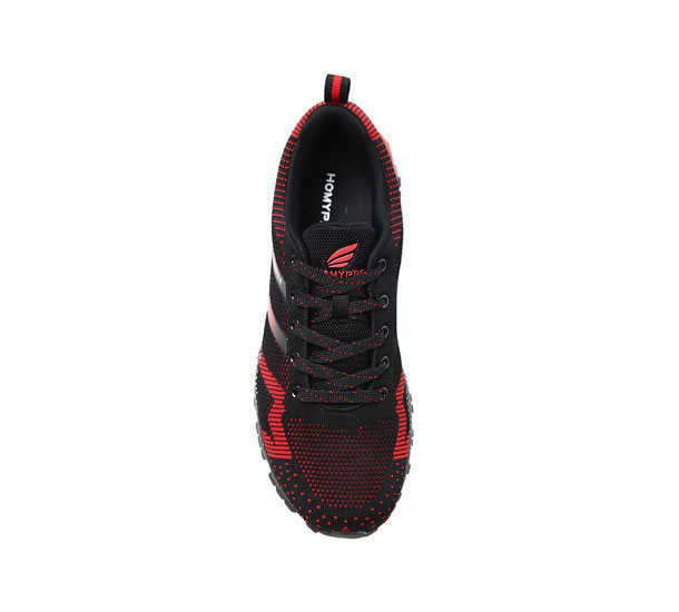 MOTION BLACK/RED